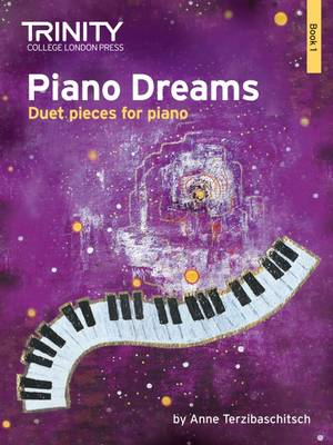 Piano Dreams Duet Book 1 by Anne Terzibaschitsch