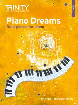 Piano Dreams Duet Book 2 by Anne Terzibaschitsch