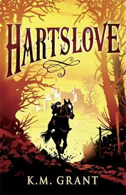 Hartslove by K. M. Grant