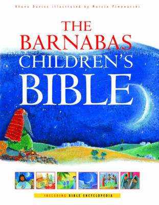 The Barnabas Children's Bible by Rhona Davies