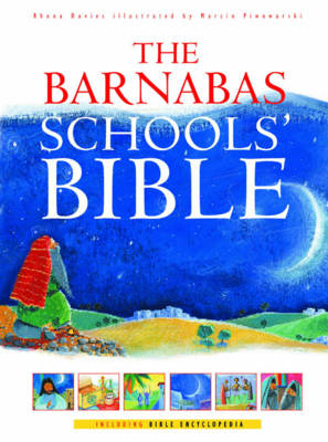 The Barnabas Schools' Bible by Rhona Davies