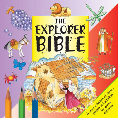 The Explorer Bible by Leena Lane