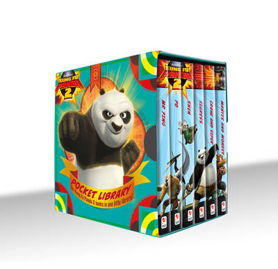 Kung Fu Panda 2: Little Library by DreamWorks Animation