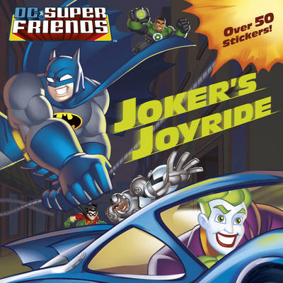 DC Super Friends: Joker's Joyride by