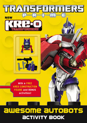 Transformers Prime Kre-O: Awesome Autobots by Hasbro