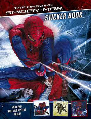 The Amazing Spider-Man: Sticker Book by Marvel Comics