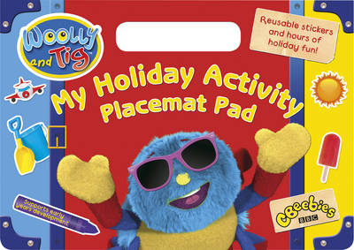Woolly and Tig: My Holiday Activity Placemat Pad by