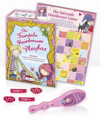 The Fairytale Hairdresser and Rapunzel Playbox by Abie Longstaff