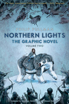 Northern Lights - The Graphic Novel by Philip Pullman