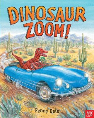 Dinosaur Zoom! by Ms. Penny Dale