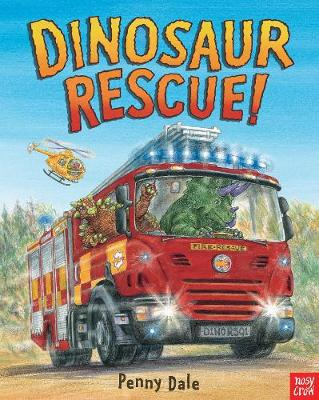 Dinosaur Rescue! by Ms. Penny Dale