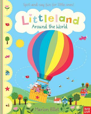 Littleland: Around the World by Marion Billet