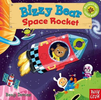 Bizzy Bear: Space Rocket by Nosy Crow