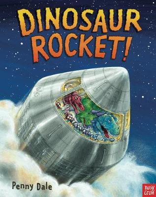 Dinosaur Rocket by Ms. Penny Dale