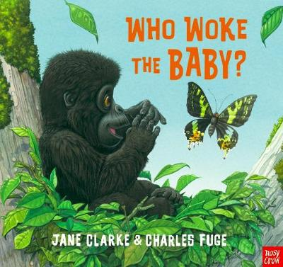 Who Woke the Baby by Jane Clarke