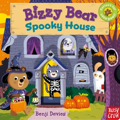Bizzy Bear: Spooky House by Benji Davies