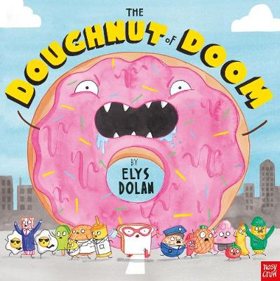 Doughnut of Doom by Elys Dolan