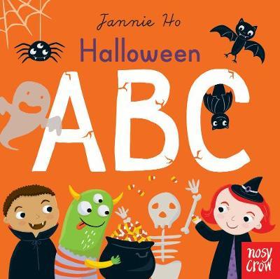Halloween ABC by Jannie Ho