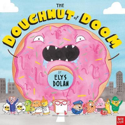 The Doughnut of Doom by Elys Dolan