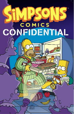 Simpsons Comics Confidential by Matt Groening