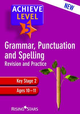 Achieve Grammar, Punctuation and Spelling by