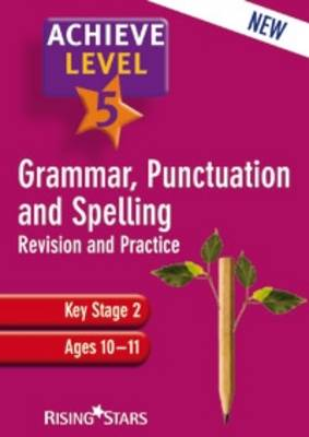 Achieve Grammar, Punctuation and Vocabulary by
