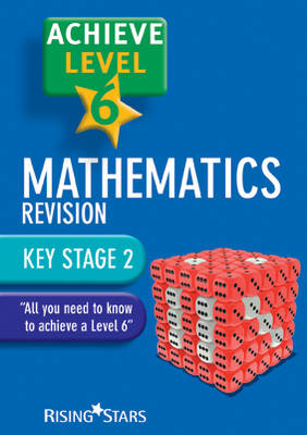 Achieve Level 6 Mathematics Revision Pupil Book by