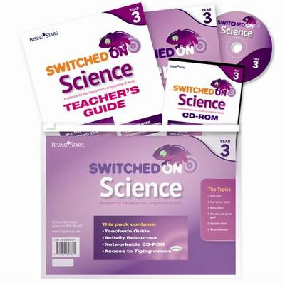 Switched on Science Pack by