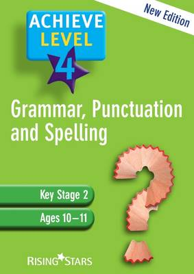 Achieve Grammar, Punctuation and Spelling Revision by