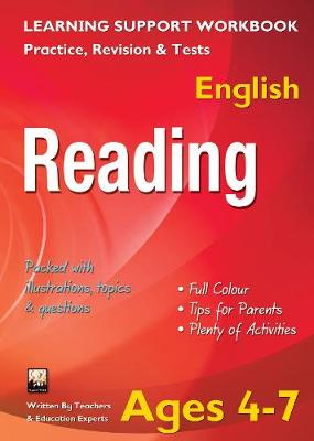 Reading, Ages 4-7 (English) Home Learning, Support for the Curriculum by