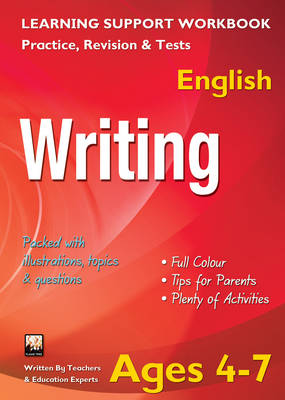 Writing, Ages 4-7 (English) Home Learning, Support for the Curriculum by