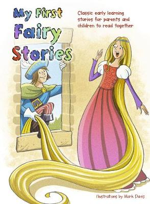 My First Fairy Stories by Mark Davis, Ann Pigeon