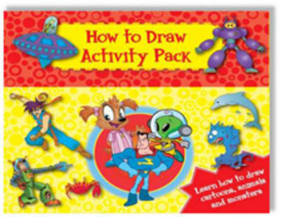 My How to Draw Pack by