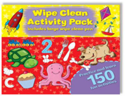 My Wipe Clean Activity Pack by