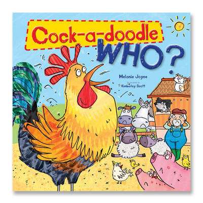 Cock-a-doodle Who? by