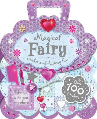 Magical Fairies Sticker and Activity Book by