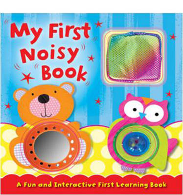 Baby's First Noisy Book by