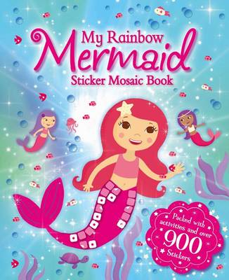 Rainbow Mermaids by