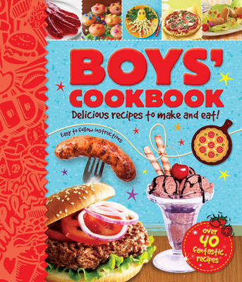 Boys' Cookbook by
