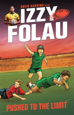 Izzy Folau 3 Pushed to the Limit by David Harding, Israel Folau