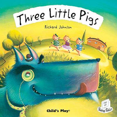 The Three Little Pigs by Richard Johnson