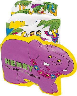 Henry the Helpful Elephant by M. Twinn