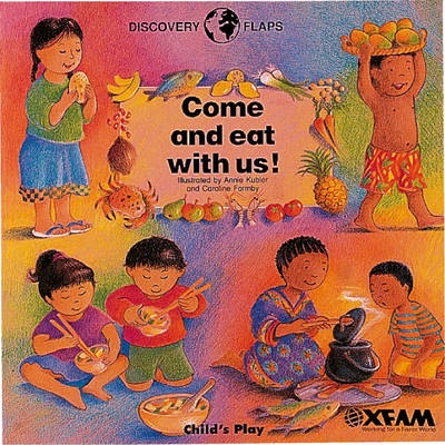 Come and Eat with Us by Oxfam