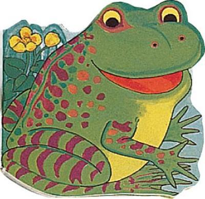 Pocket Frog by M. Twinn