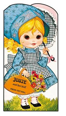 Josie and Her Doll Press Out Doll Book by