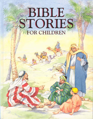 Bible Stories for Children by Wendy Wilkin