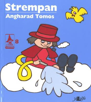 Strempan by Angharad Tomos