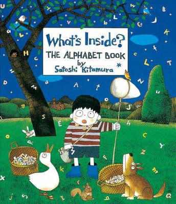 What's Inside? The Alphabet Book by Satoshi Kitamura