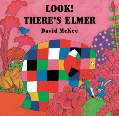 Look! There's Elmer by David McKee