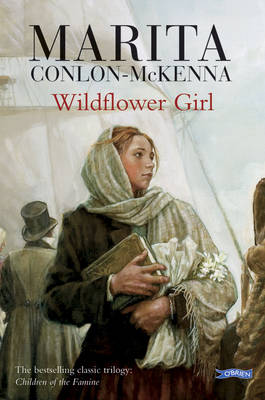 Wildflower Girl by Marita Conlon-McKenna, P. J. Lynch